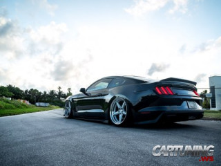 Stance Ford Mustang