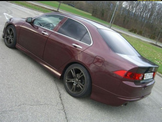Tuning Honda Accord