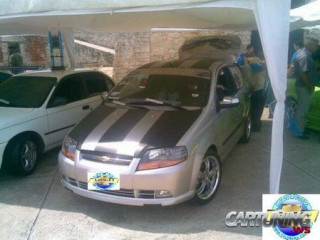 Tuning chevrolet aveo modified tuned custom stance stanced low tuning chevrolet aveo publicscrutiny Images