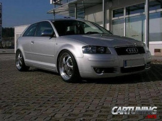 Tuning Audi A3