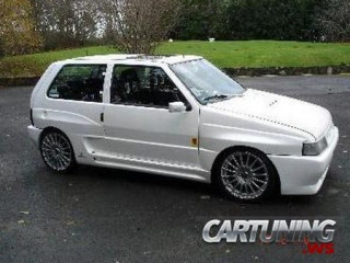 Tuning Fiat Uno Turbo