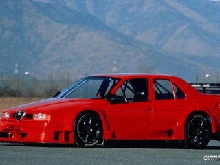 Alfa Romeo 155 Race Car