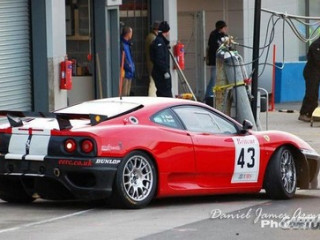 Ferrari 360 Race Car