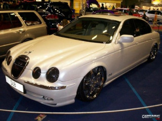Tuning Jaguar S-Type