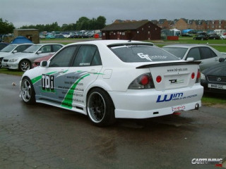 Lexus IS200 Racing