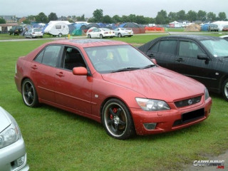 Tuning Lexus IS200