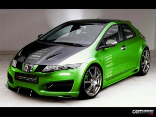 Tuning Honda Civic