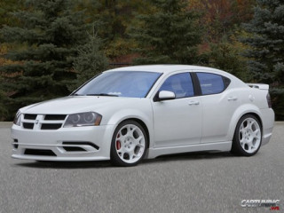 Tuning Dodge Avenger