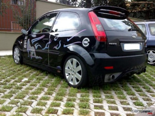 Tuning Ford Fiesta