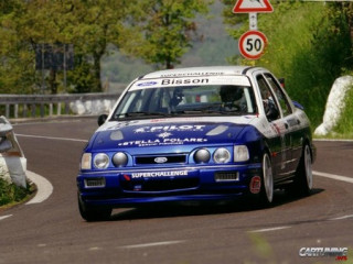 Ford Sierra Race Car