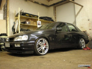 Tuning Ford Sierra