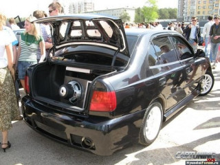 Tuning Hyundai Accent