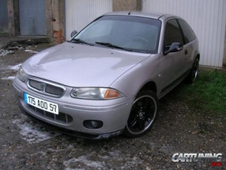 Tuning Rover 200