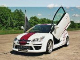 Tuning Citroen C4 Turbo