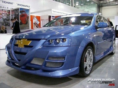 Tuning Chevrolet Lacetti