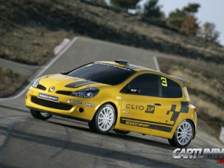 Renault Clio Race Car
