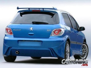 peugeot 307 » cartuning - best car tuning photos from all the world