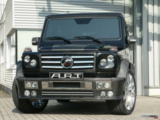 Tuning Mercedes-Benz G55 AMG