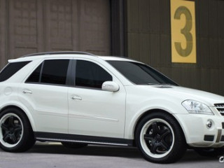 Tuning Mercedes-Benz ML420