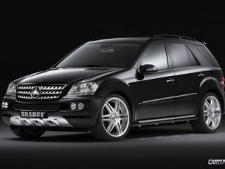 Tuning Mercedes-Benz ML 63 AMG