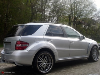 Tuning Mercedes-Benz ML-Class