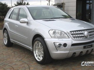 Tuning Mercedes-Benz ML