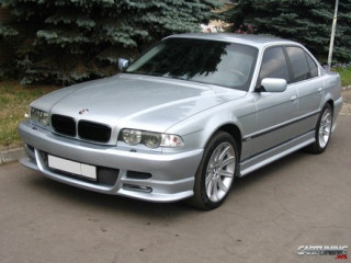 Tuning BMW 740d (E38)