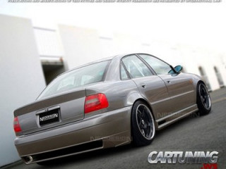 Tuning Audi A4