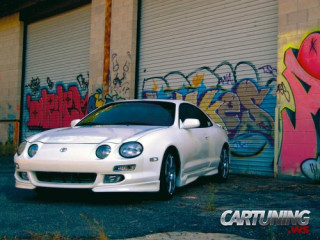 Tuning Toyota Celica ST202