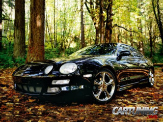 Tuning Toyota Celica ST204