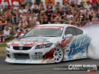 Tuning Honda Accord Coupe