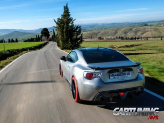 Tuning Toyota GT86