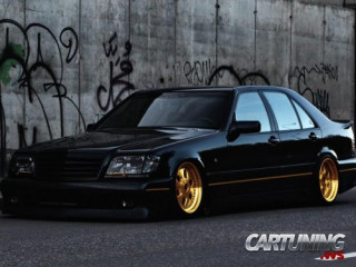 Tuning Mercedes-Benz S600 W140