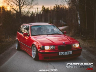 Tuning BMW 3 E36 Touring