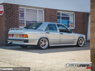 Tuning Mercedes-Benz 190 2.5 Cosworth W201