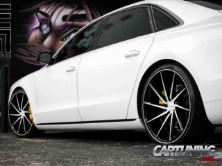 Tuning Audi A8 D4 by Vossen