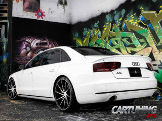 Tuning Audi A8L D4 by Vossen
