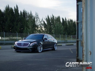 Tuning Mercedes-Benz S63 AMG W222