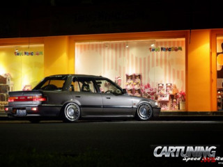 Tuning Honda Civic 4D
