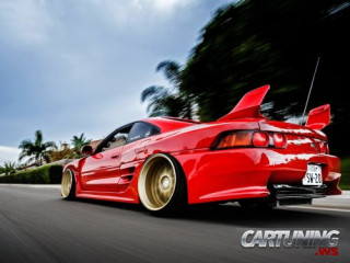 Tuning Toyota MR2