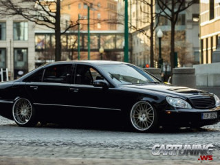 Tuning Mercedes-Benz S600 W220