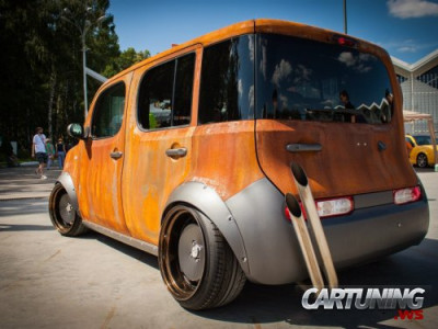 Tuning Nissan Cube