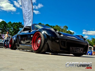 Tuning Smart Roadster