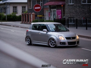 Tuning Suzuki Swift