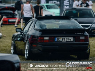 Tuning Porsche 944 Turbo