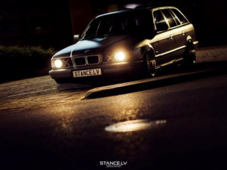 Tuning BMW 5 Touring E34