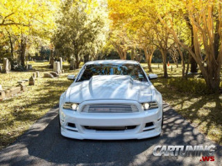 Tuning Ford Mustang