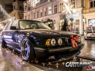 Low BMW 5 Touring E34