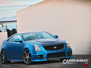 Tuning Cadillac CTS-V Coupe