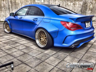 Tuning Mercedes-Benz CLA